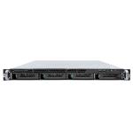 Intel R1304RPOSHBN server barebone Intel® C224 LGA 1150 (Socket H3) Rack (1U) Black,Silver