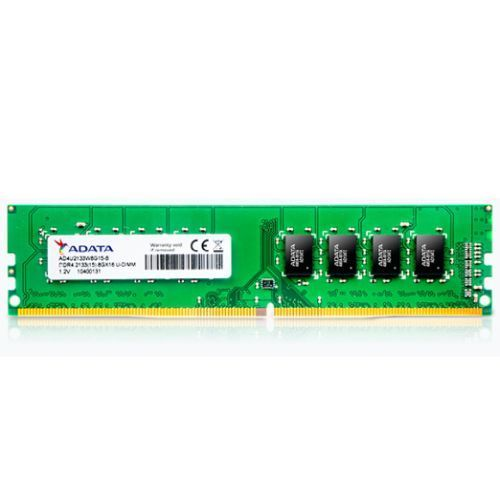 Premier Series - Ddr4 - 8 GB - DIMM 288-pin - 2400 MHz / Pc4-19200 - Cl17 - 1.2 V - Unbuffered