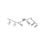 Osram LED spot 6X3 W 827 ceiling lighting Grey GU10