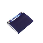Rexel See And Store A4 Display Book 20 Pocket Blue