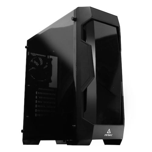 Antec DF500 Midi-Tower Black computer case