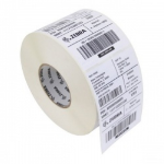 Zebra Z-Perform 1000D White Self-adhesive printer label 3012884-T