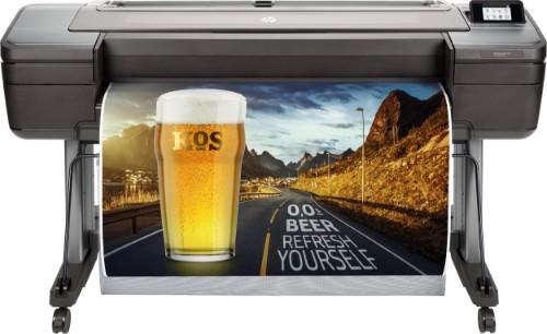 HP Designjet Z6 44-in PostScript large format printer Colour 2400 x 1200 DPI Thermal inkjet