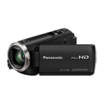 Panasonic HC-V180EG-K Full HD hand-held camcorder