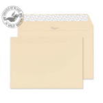 Blake Premium Business Wallet Peel and Seal Cream Wove C5 162x229mm 120gsm (Pack 50)