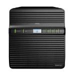 Synology DiskStation DS420j RTD1296 Ethernet LAN Mini Tower Black NAS