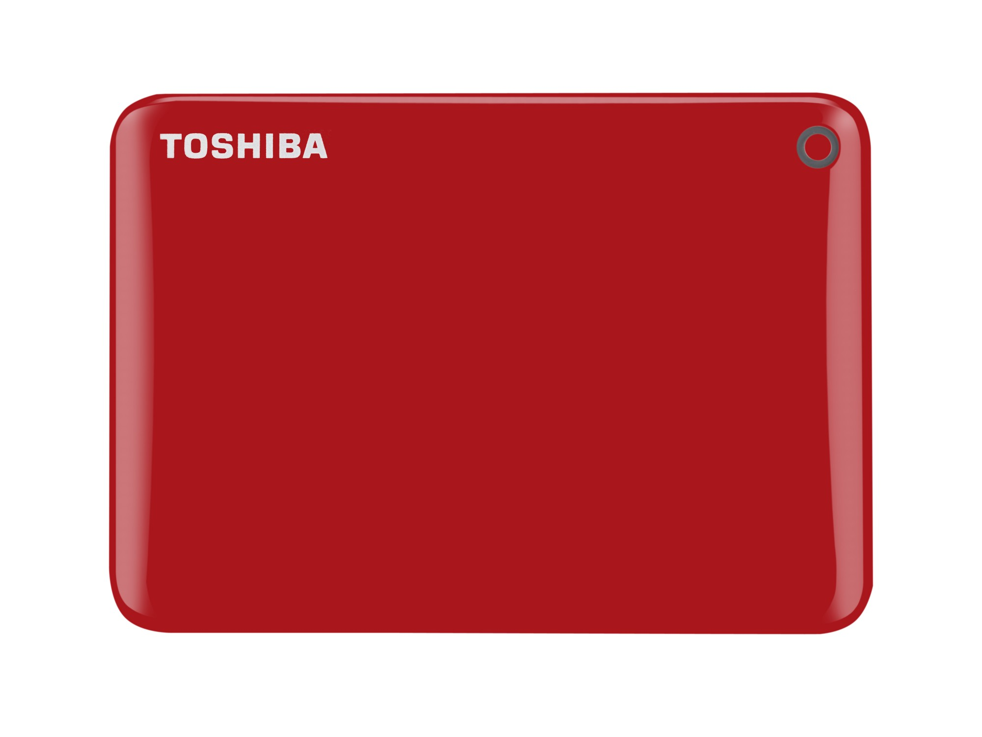 Toshiba Canvio Connect II 500GB 500GB Red external hard drive