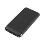 Kit PWRQI power bank Black Lithium-Ion (Li-Ion) 5000 mAh Wireless charging
