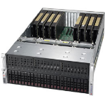 Supermicro SYS-4029GP-TRT2 server barebone Intel C622 LGA 3647 Rack (5U) Black