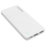 LogiLink PA0190 power bank White Lithium Polymer (LiPo) 10000 mAh