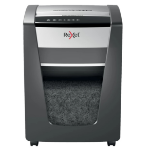 Rexel M515 paper shredder Micro-cut shredding 23 cm 60 dB Black,Silver
