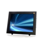 "Vigilant DSM12.1WGF 12.1"" LCD Black computer monitor"