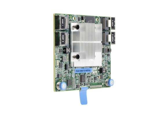 Smart Array P816i-a SR Gen10 (16 Internal Lanes/4GB Cache/SmartCache) 12G SAS Modular Controller