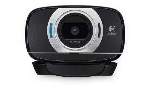 Logitech C615 8MP 1920 x 1080pixels USB 2.0 Black webcam