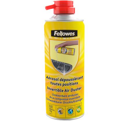 Fellowes 9974804 kit de limpieza para computadora Limpiador de aire comprimido para limpieza de equipos Lugares difíciles de alcanzar