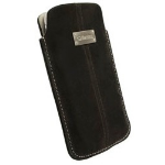 Krusell Luna Mobile Pouch Large Black