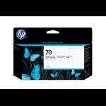 HP C9449A (70) Ink cartridge black, 130ml