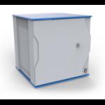 NUWCO IBOXX Cube Portable device management cabinet Blue, Grey