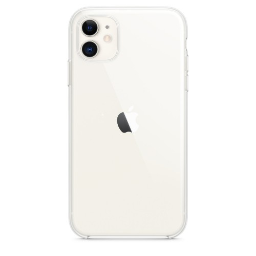 "Apple MWVG2ZM/A mobile phone case 15.5 cm (6.1"") Cover Transparent"