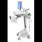 Ergotron SV42-6202-4 PC Multimedia cart White multimedia cart/stand
