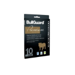 BullGuard Premium Protection 2017 1 Year/10 Device Single Multi Device Retail License English