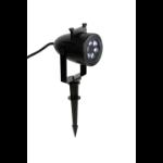 Technaxx TG-123 floodlight 4 W LED Black