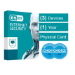 Eset Internet Security (Advanced Protection) OEM 3 Devices 1 Year Download - Includes 1x Physical Printed