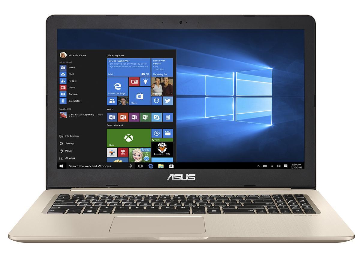 ASUS VivoBook Pro N580GD-DM230T Gold Notebook 39.6 cm (15.6