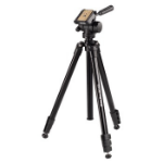Hama Delta Pro 180 tripod Digital/film cameras 3 leg(s) Black