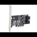 SYBA SI-PEX40139 interface cards/adapter SATA Internal