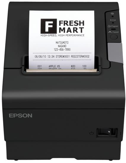 Epson TM-T88V (050) Térmico Impresora de recibos 180 x 180 DPI Alámbrico