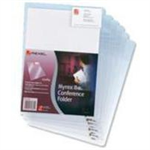 """Rexel Nyrexâ""""¢ 80 Conference Folders Clear (25)"""