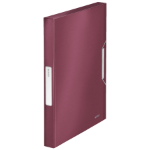 Leitz 39560028 folder A4 Polypropylene (PP) Red