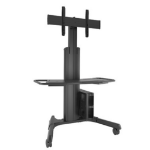 Chief LPAUB multimedia cart/stand Black Flat panel