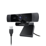 AUKEY PC-LM1E webcam 2 MP 1920 x 1080 pixels USB Black