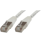 Microconnect B-SFTP6005W networking cable 0.5 m Cat6 S/FTP (S-STP) White
