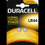Duracell Specialties - Electronics batteries LR44 2PK Single-use battery SR44 Lithium