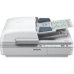 Epson WorkForce DS-7500 Flatbed & ADF scanner 1200 x 1200 DPI A4 White