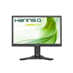 "Hannspree Hanns.G HP 205 DJB 49.5 cm (19.5"") 1600 x 900 pixels HD+ LED Black"