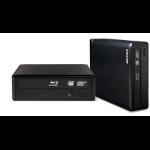 Buffalo BRXL-16U3 optical disc drive Blu-Ray RW Black