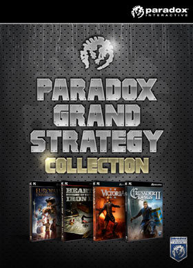 Nexway Paradox Grand Strategy Collection vídeo juego Coleccionistas PC/Mac Español