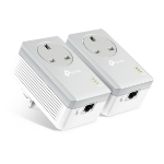 TP-LINK TL-PA4010P KIT V3 100Mbit/s Ethernet LAN White 2pc(s) PowerLine network adapter