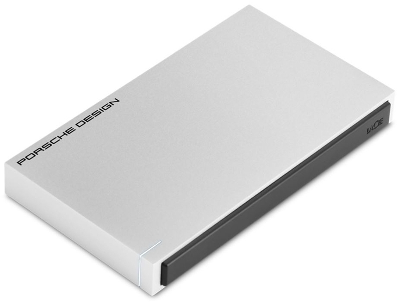 SEAGATE LaCie Seagate 1TB Porsche Design USB 3.0 Portable External Hard Drive (LS)