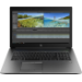 HP ZBook 17 G6 Mobile workstation Silver 43.9 cm (17.3