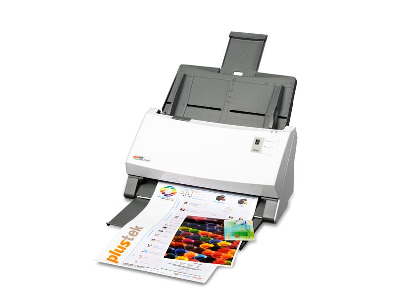 Plustek SmartOffice PS506U ADF scanner 600 x 600DPI A4 White
