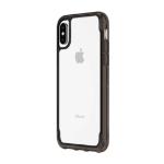 "Incipio Survivor Clear mobile phone case 14.7 cm (5.8"") Cover Black,Transparent"