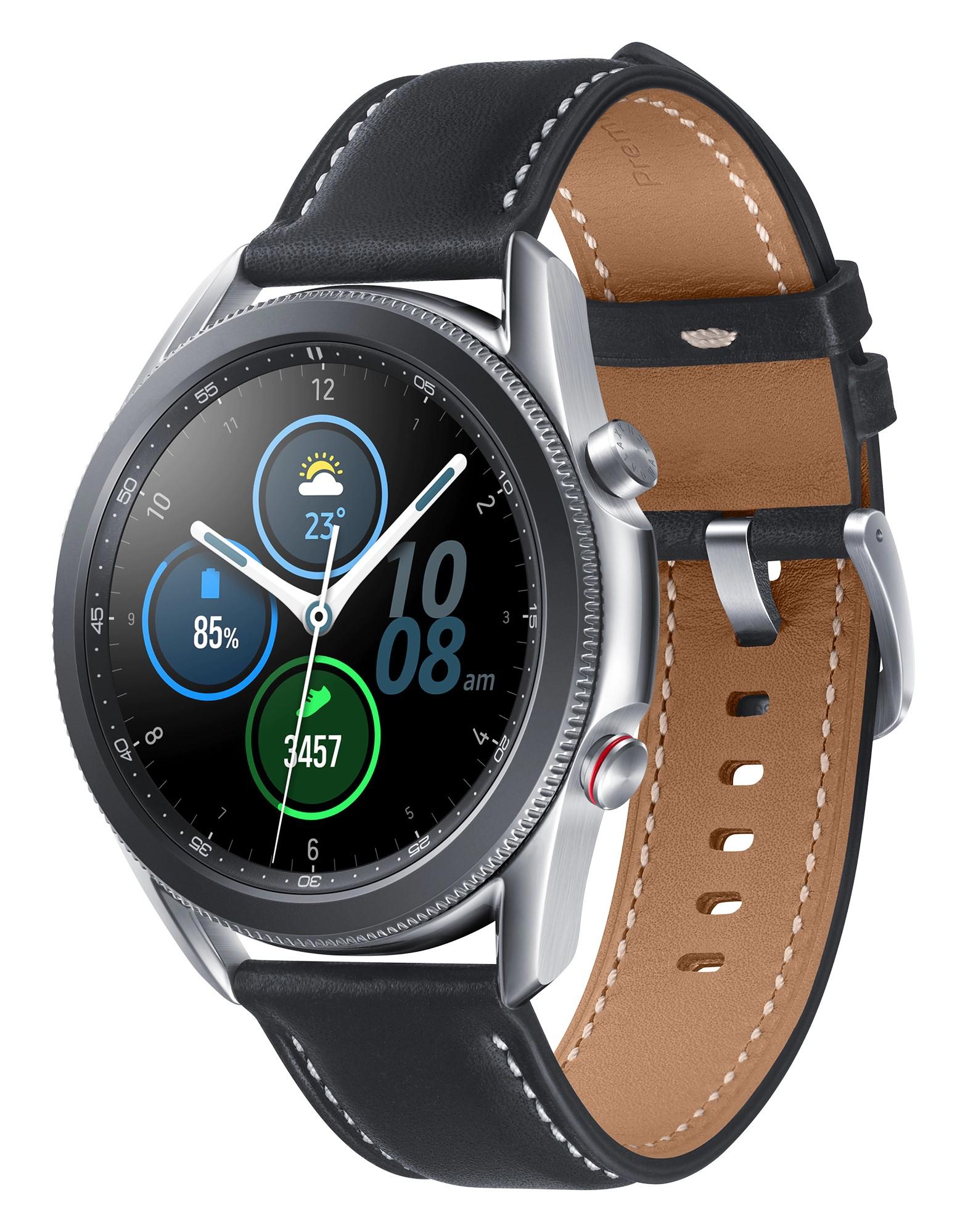 Samsung Galaxy Watch3 smartwatch SAMOLED 3.56 cm (1.4