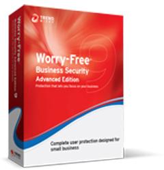 Trend Micro Worry-Free Business Security 9 Advanced, EDU, 12m, 51-100u