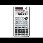 HP 10s+ calculator Pocket Scientific White