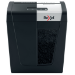 Rexel Secure MC6 triturador de papel Microcorte 60 dB Negro, Plata